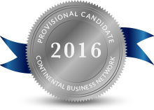 Continental Business Leadership Network logo