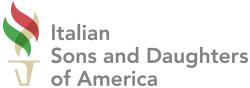 Italian Sons & Daughters of America logo